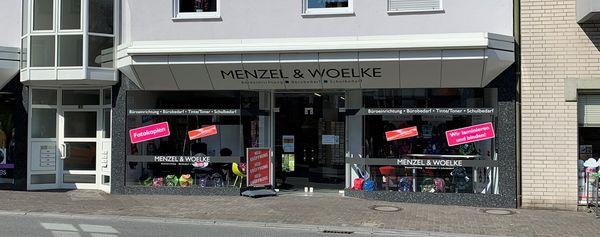 Fachgeschäft Menzel & Woelke Hauptstraße