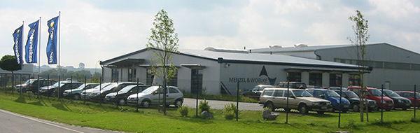 Menzel & Woelke GmbH Gewerbegebiet Belecke