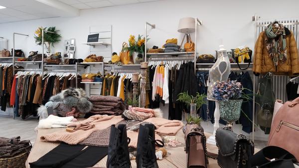 Geschäftsraum Modeboutique MOA