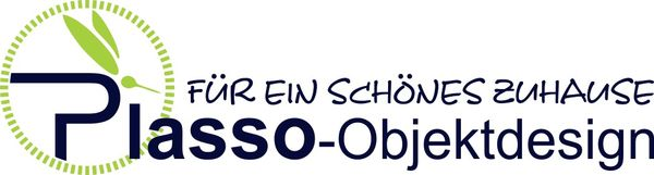 Logo Plasso Objektdesign