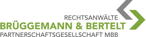 Logo Rechtsanwälte Brüggemann & Bertelt