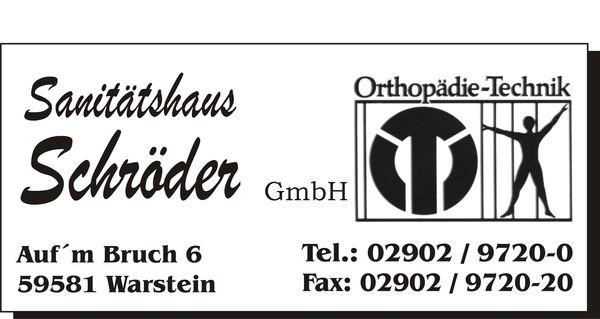 Logo Sanitätshaus Schröder