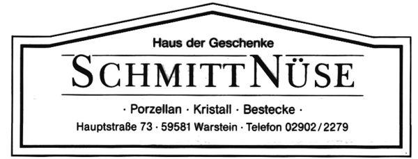 Logo Schmitt-Nüse