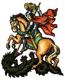 Logo Schützenbruderschaft St. Georg 1833 e.V. Sichtigvor
