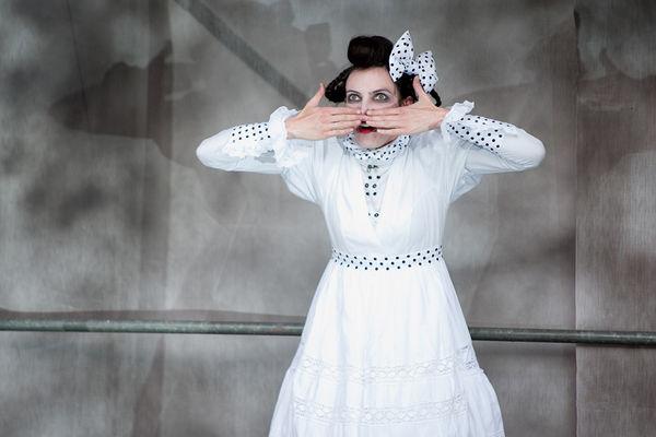 Vorstellung im Theater Belacqua Wasserburg