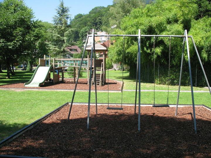 Spielplatz Für Kinder In Der Nähe