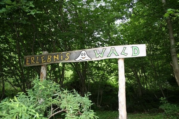Willkommen im Erlebniswald!
