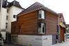 Das moderne Gebäude des Museums in Weesen