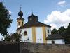 Die Barockkirche SANKT ANNA in Wegscheid war früher eine gern besuchte Wallfahrtskirche