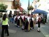 Trachtlergruppe beim Wegscheider Markttag