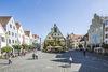 Das alte Rathaus in Weiden i.d. OPf.