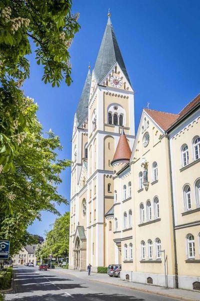 Kirche St. Josef in Weiden in der Oberpfalz.