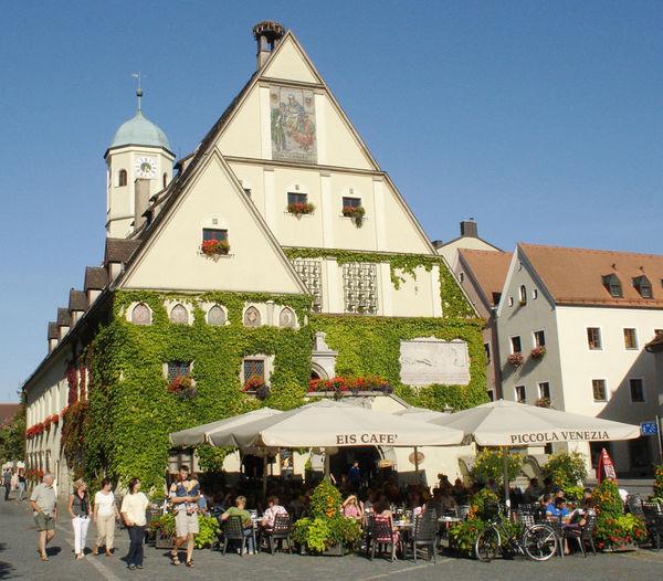 Altes Rathaus in Weiden