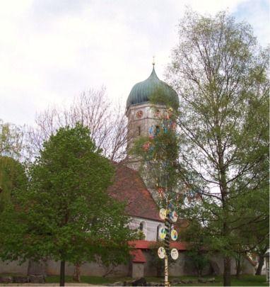 Peter und Paul Kirche in Weidenstetten