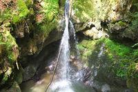 Haselbach-Wasserfall