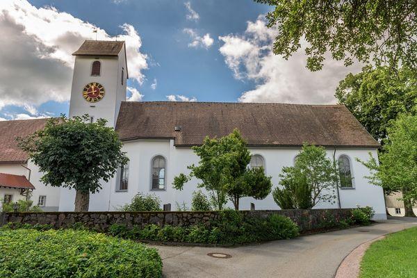 St. Stephns Kirche Nöggenschwiel
