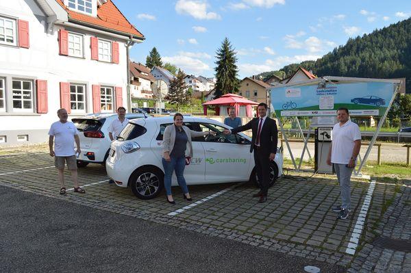 Carsharing Weisenbach