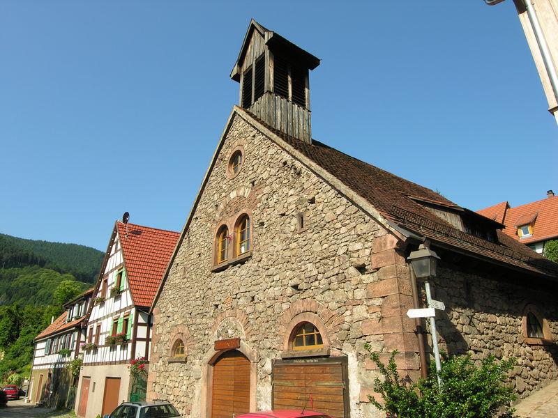 Heimatstube in Weisenbach im Murgtal