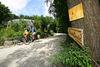 Radfahren entlang der Niederbayerntour