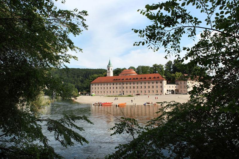 Etappe 7: Kloster Weltenburg - Regensburg