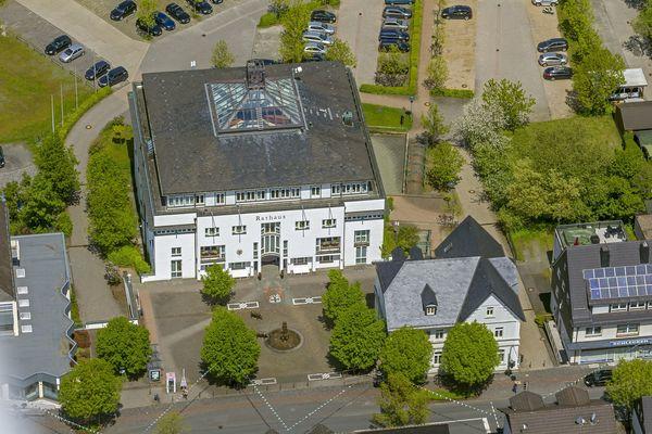 Rathaus der Gemeinde Wenden