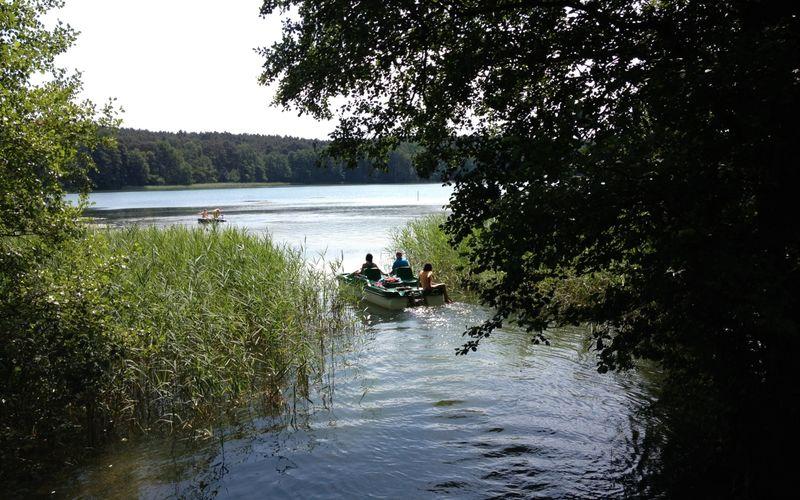 """12. Etappe """"66-Seen-Wanderweg"""": Die Glubig-Seenkette"""