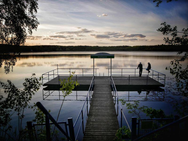 An den Glubigsee zum Baden - Spätaufsteher-Tour