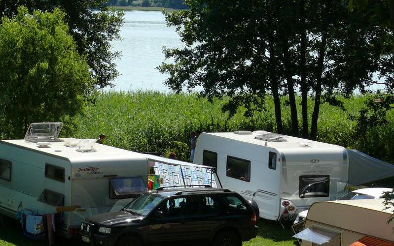 Campingplatz Schwarzhorn, Foto: TV Seenland Oder-Spree