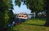 Marina Wendisch Rietz - Liegestelle Kanal - ohne Strom und Wasser © Christin Drühl