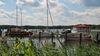 Der Hafen von Wendisch Rietz