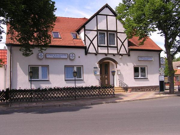 Spreewaldhotel Matschke, Foto Zenker/ Matschke