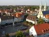 Blick vom Turm der Propsteikirche