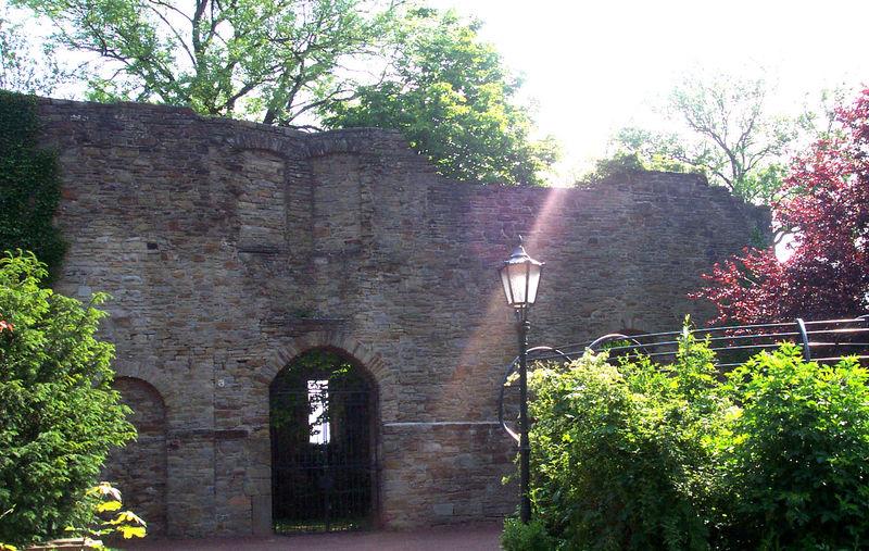 Wetter Burg