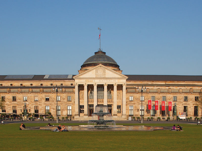 The Wiesbaden Kurhaus