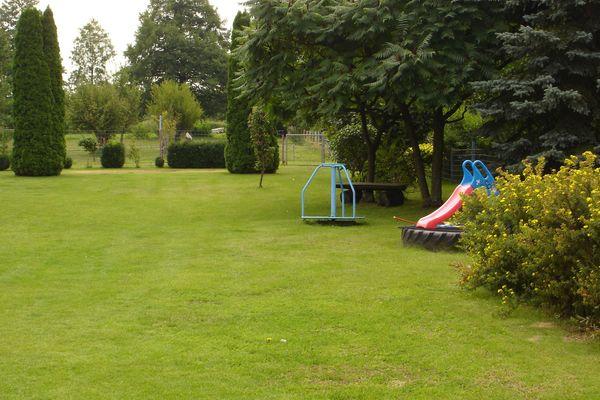 Garten mit Campingmöglichkeit, Foto: Göller Business & Service UG