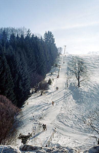 Skilifte Bläsiberg bei Wiesensteig