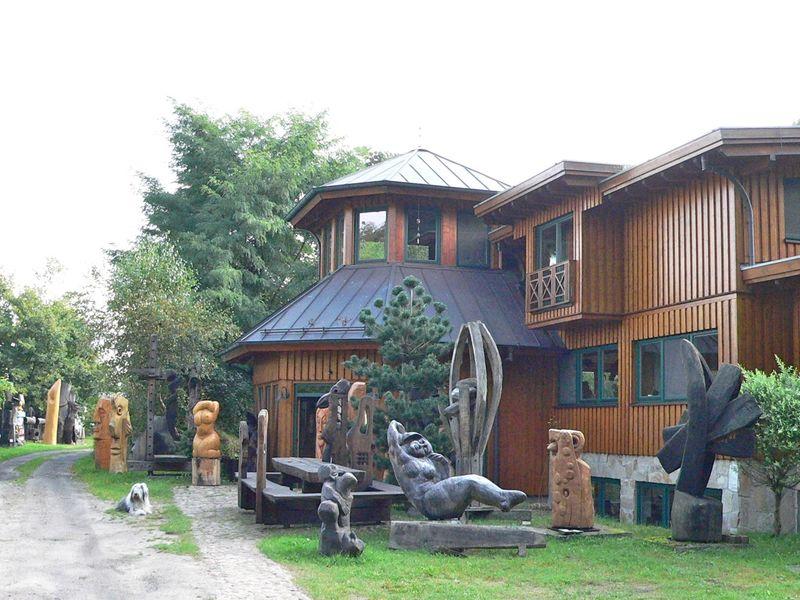 Skulpturenpark, Foto: Wolfgang Stübner