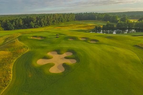 Golfpark Schloss Wilkendorf bei Berlin
