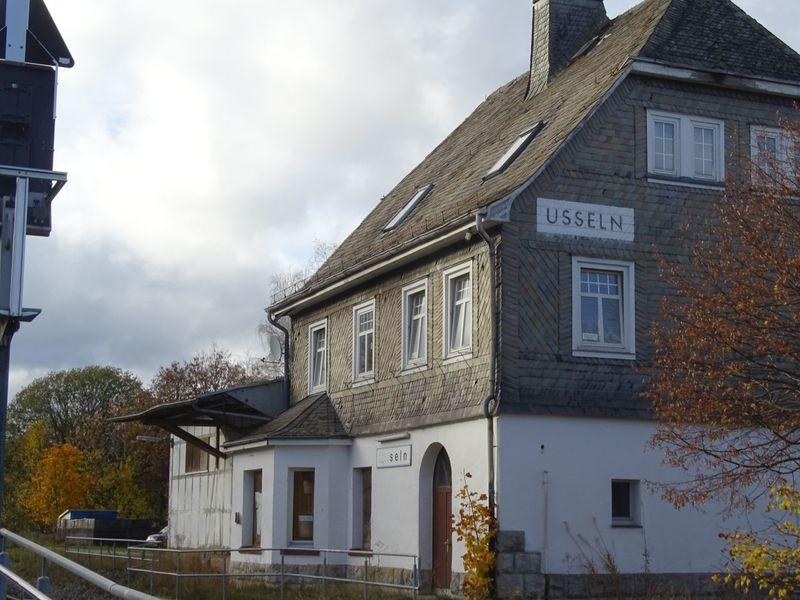 Bahnhof Usseln