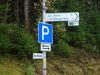 Parkplatz Im Stryck