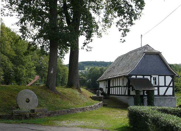 Wassermühle Niederdielfen