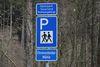 Herzlich Willkommen auf dem Wanderparkplatz Ehrenscheider Mühle