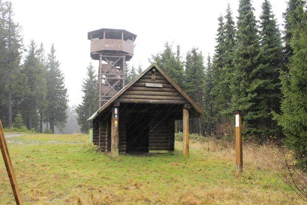 Bietet Schutz zu jeder Jahreszeit: Die Schutzhütte Ziegenhelle