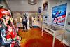 Wintersportmuseum Ausstellung Biathlon