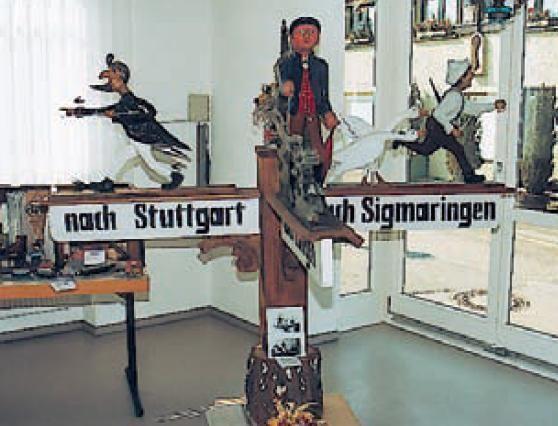 Heimatmuseum Winterlingen-Harthausen