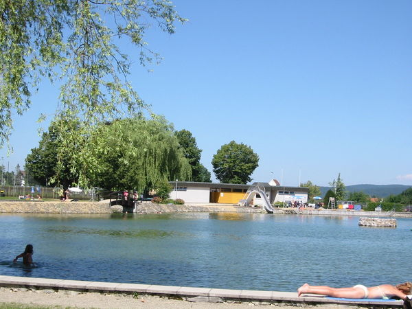 Naturfreibad Winterlingen