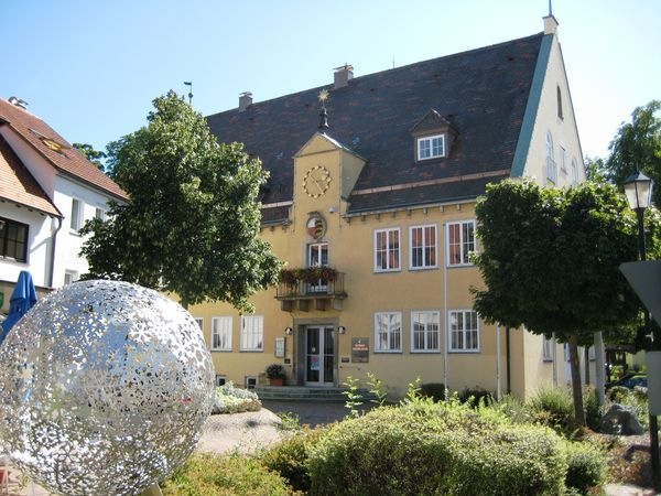 Rathaus in Winterlingen