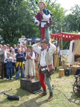 Mittelaltermarkt Winzer