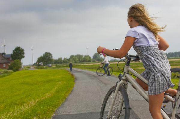 Radtour bei Oldenswort