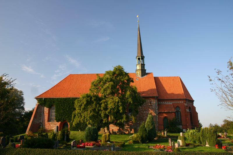 Kirche St. Marien Witzwort